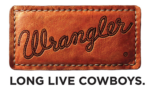 Wrangler. Long Live Cowboys.